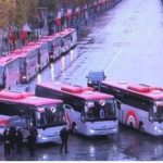 Covering - Les 6 bus du Centenaire